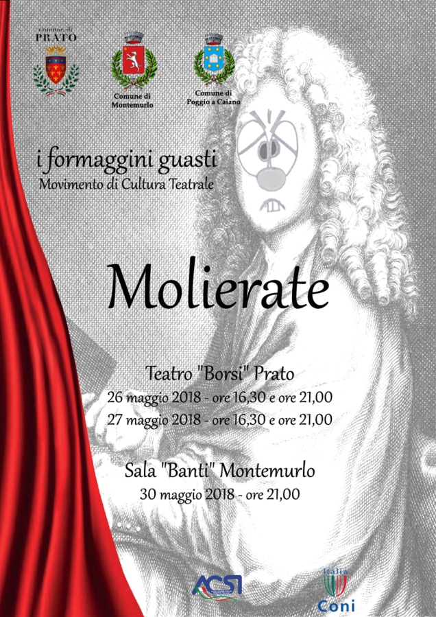 2018 - Molierate