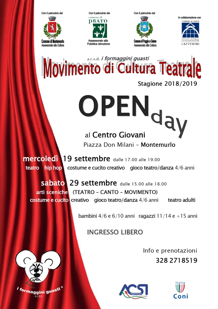 lato Open day